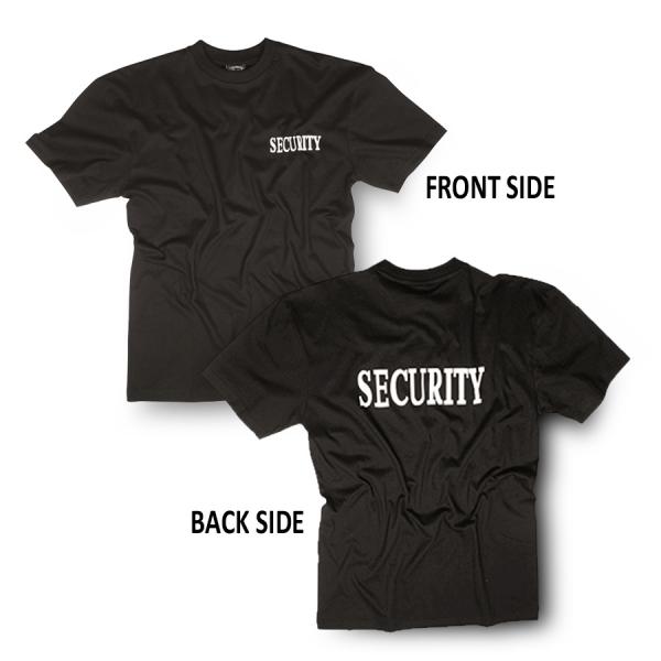 MIL-TEC® SECURITY T-Shirt
