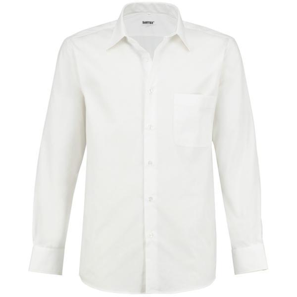 Strahlenschutz-Hemd - weiß