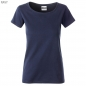 Preview: James & Nicholson Damen Basic T-Shirt
