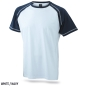 Preview: James & Nicholson Men's Raglan-T