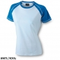 Preview: James & Nicholson  Ladies' Raglan-T