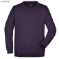 Preview: James & Nicholson Komfortables Herren Sweatshirt