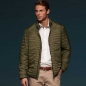 Preview: James & Nicholson Wattierte Herren Jacke
