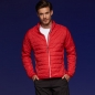 Preview: James & Nicholson Herren Hybrid Jacke
