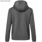 Mobile Preview: James & Nicholson Herren Hoodie Jacke