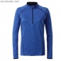 Preview: James & Nicholson Ladies' Sports Shirt Longsleeve