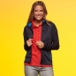 Preview: James & Nicholson Damen Stretchfleece - Jacke