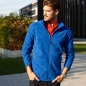 Preview: James & Nicholson Herren Fleece Jacke