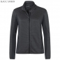 Preview: James & Nicholson Damen Stretch-Fleece-Jacke