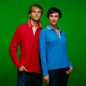 Preview: James & Nicholson Ladies' Polo Long-Sleeved