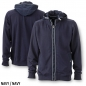Preview: James & Nicholson - Men´s Hooded Jacket