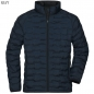 Preview: James & Nicholson Men's Modern Padded Jacket