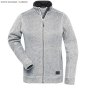Mobile Preview: SOLID Workwear Damen Strick Fleece Jacke