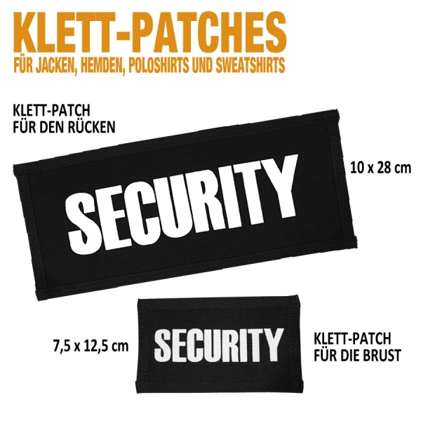 COPTEX Security-Patch für Brust
