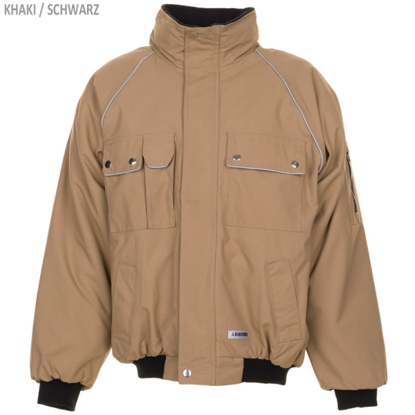 PLANAM CANVAS 320 Winterblouson