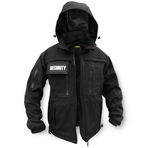 COPTEX SECURITY Softshell Jacke