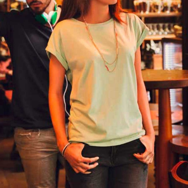 James & Nicholson Ladies' Casual-T