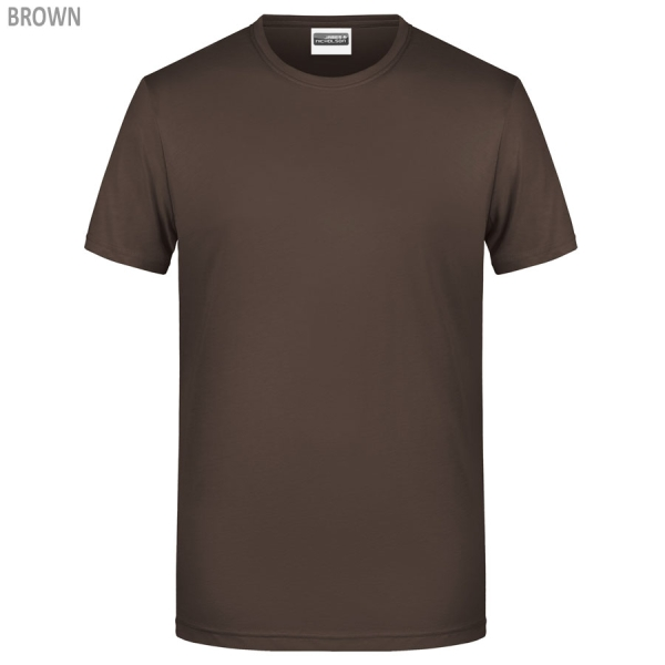 James & Nicholson Herren Basic T-Shirt