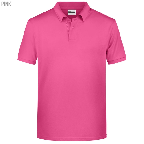 James & Nicholson Herren Basic Poloshirt