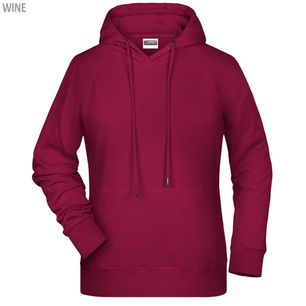 James & Nicholson Damen Hoody