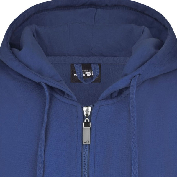 James & Nicholson Men`s Hooded Jacket