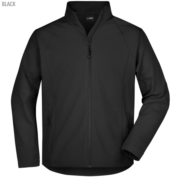 James & Nicholson Herren Softshell Jacket