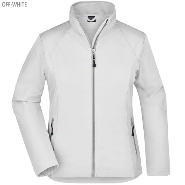 James & Nicholson Damen Softshell Jacket
