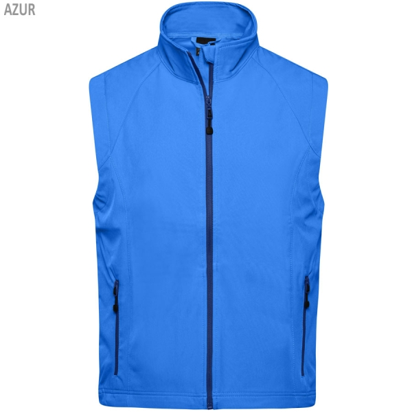 James & Nicholson Herren Softshell Weste