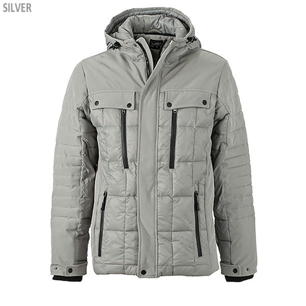 James & Nicholson Herren Wintersport-Jacke
