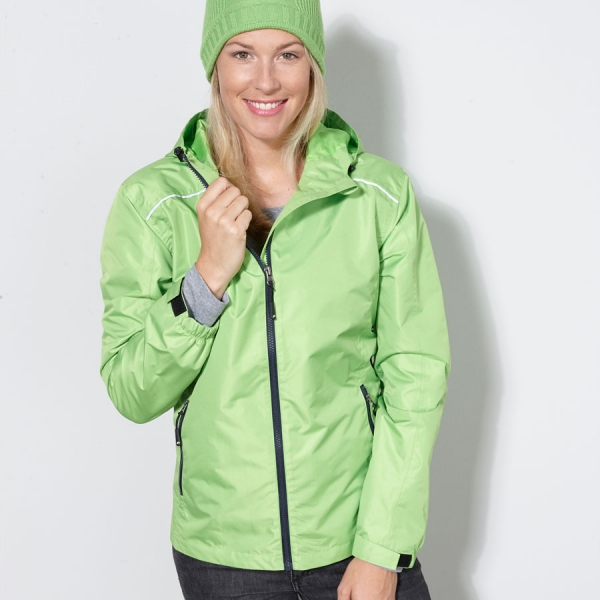 James & Nicholson Ladies' Rain Jacket