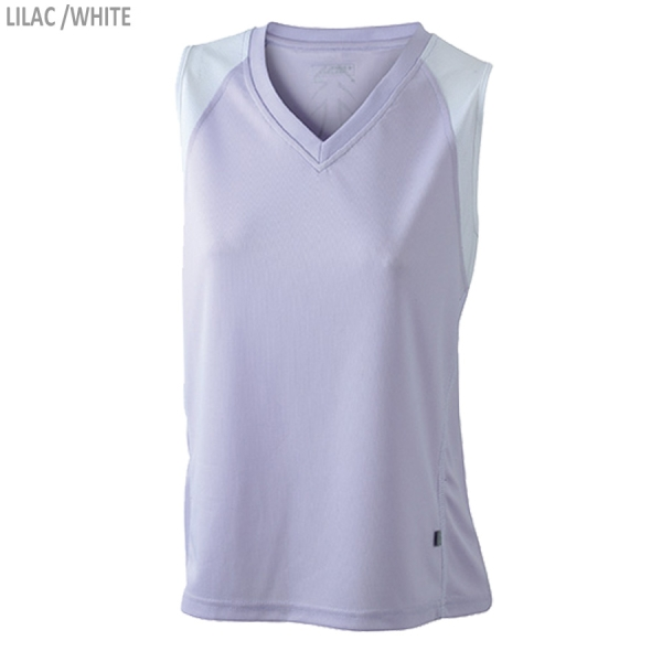 James & Nicholson Ladies' Running Tank