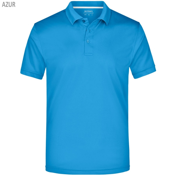 James & Nicholson Men's Polo High Performance