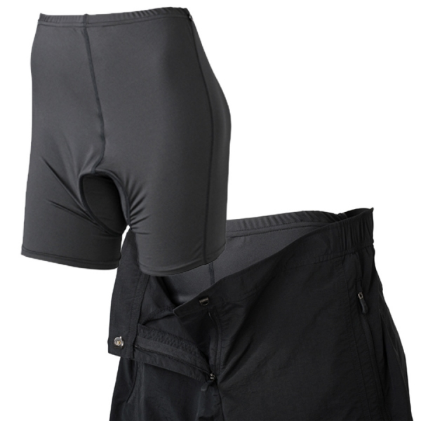 James & Nicholson Ladies' Bike Shorts
