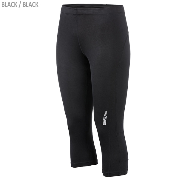 James & Nicholson Ladies' Running Tights 3/4