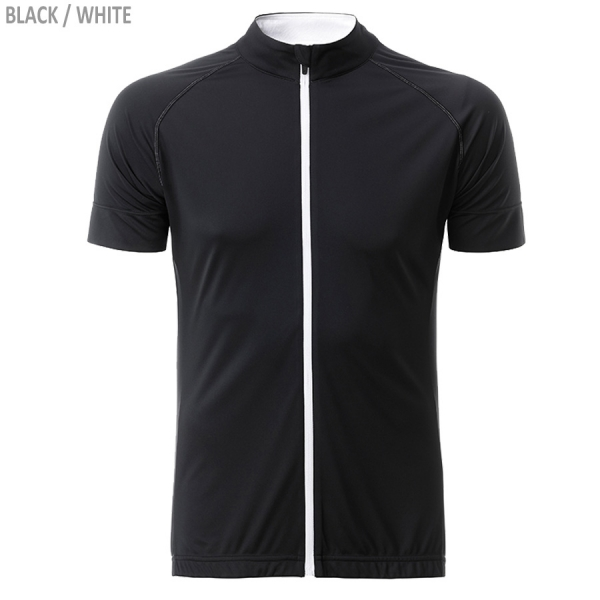 James & Nicholson Men's Bike-T Full Zip