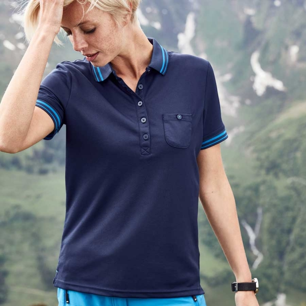 James & Nicholson Ladies' Polo
