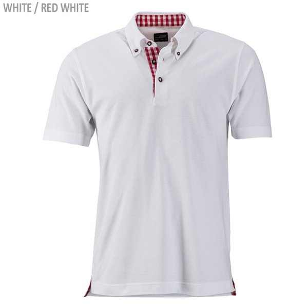 James & Nicholson Men's Traditional Polo