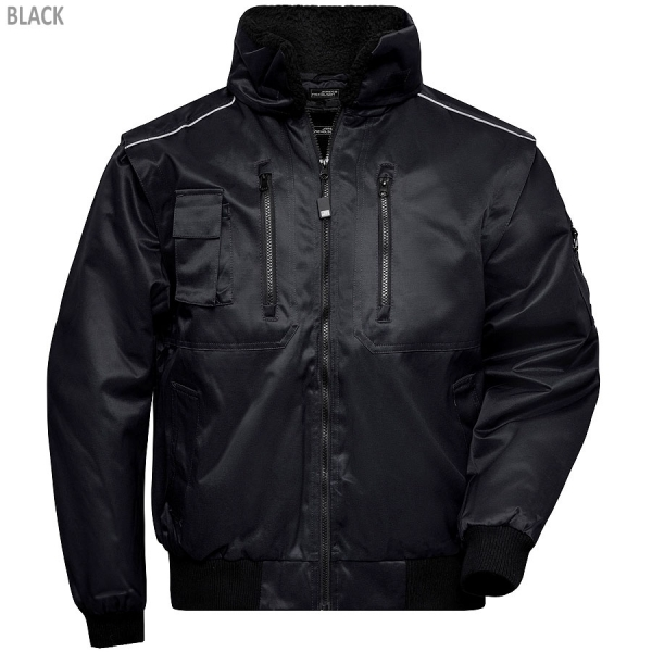 James & Nicholson Pilot Jacket 3 in 1