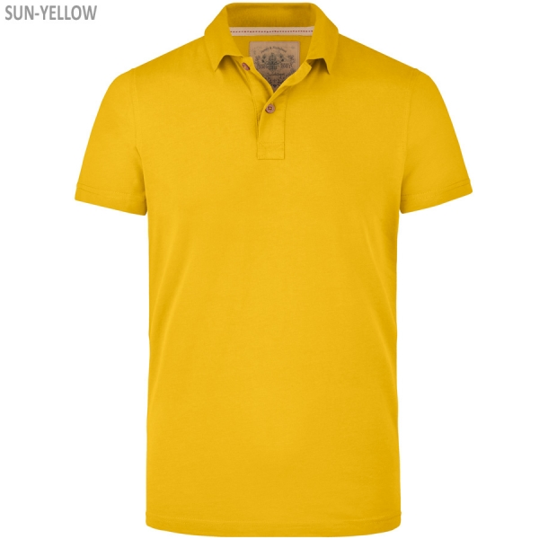 James & Nicholson Men's Vintage Polo