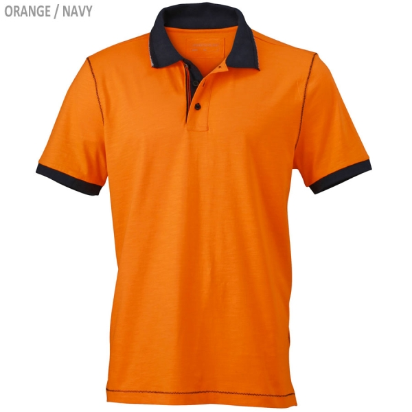 James & Nicholson Men's Urban Polo