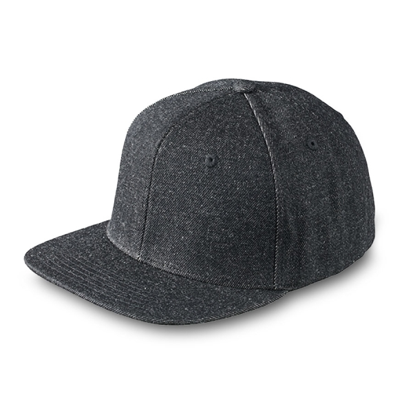 myrtle beach 6 Panel Denim Pro Cap