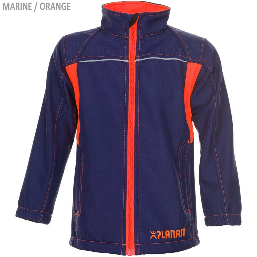 PLANAM JUNIOR Softshelljacke