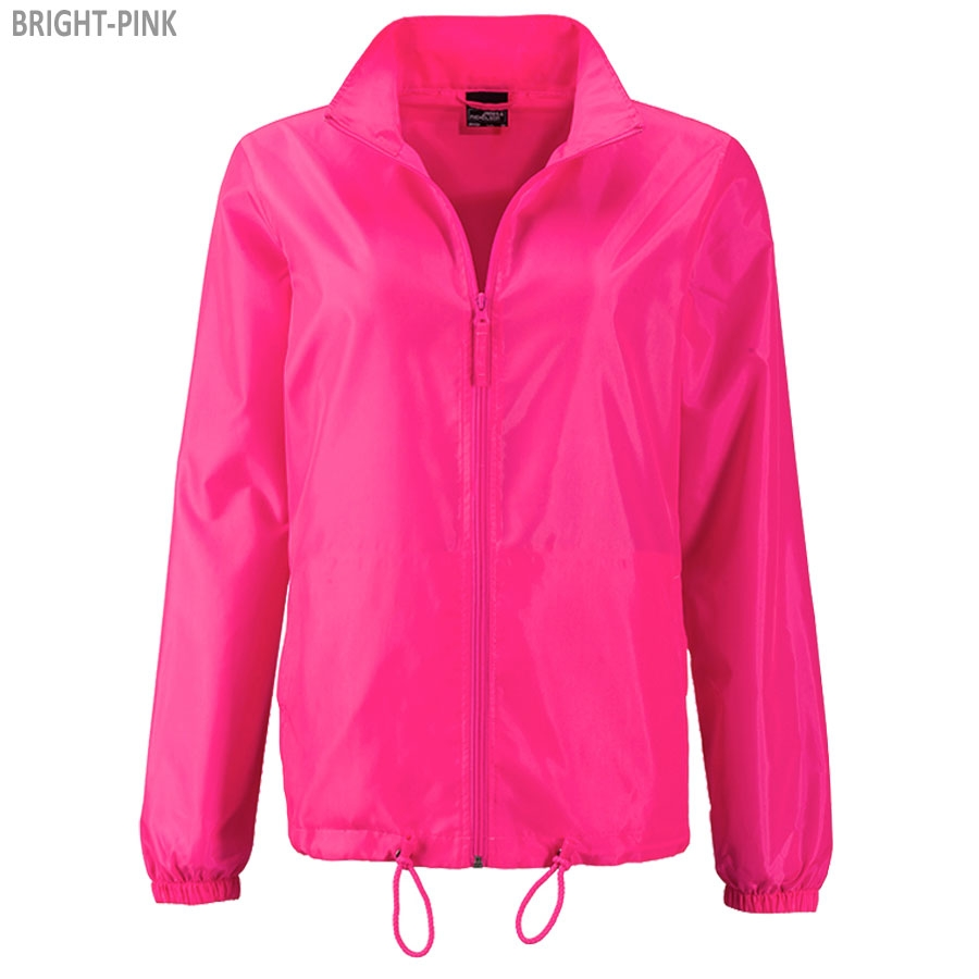 James & Nicholson Damen Windbreaker Jacke