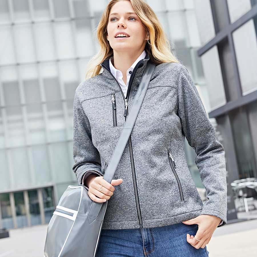 James & Nicholson Damen Softshell Jacke
