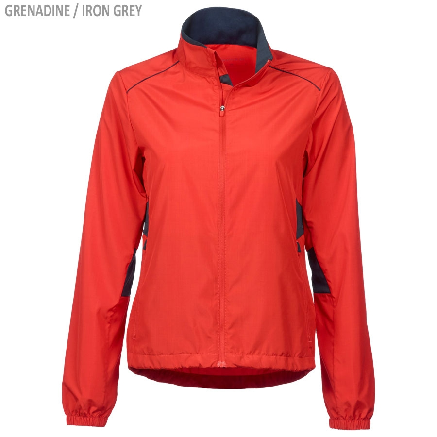 James & Nicholson Ladies' Performance Jacket