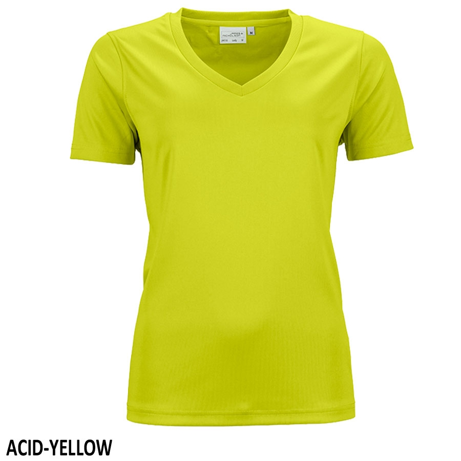James & Nicholson Ladies' Active-T