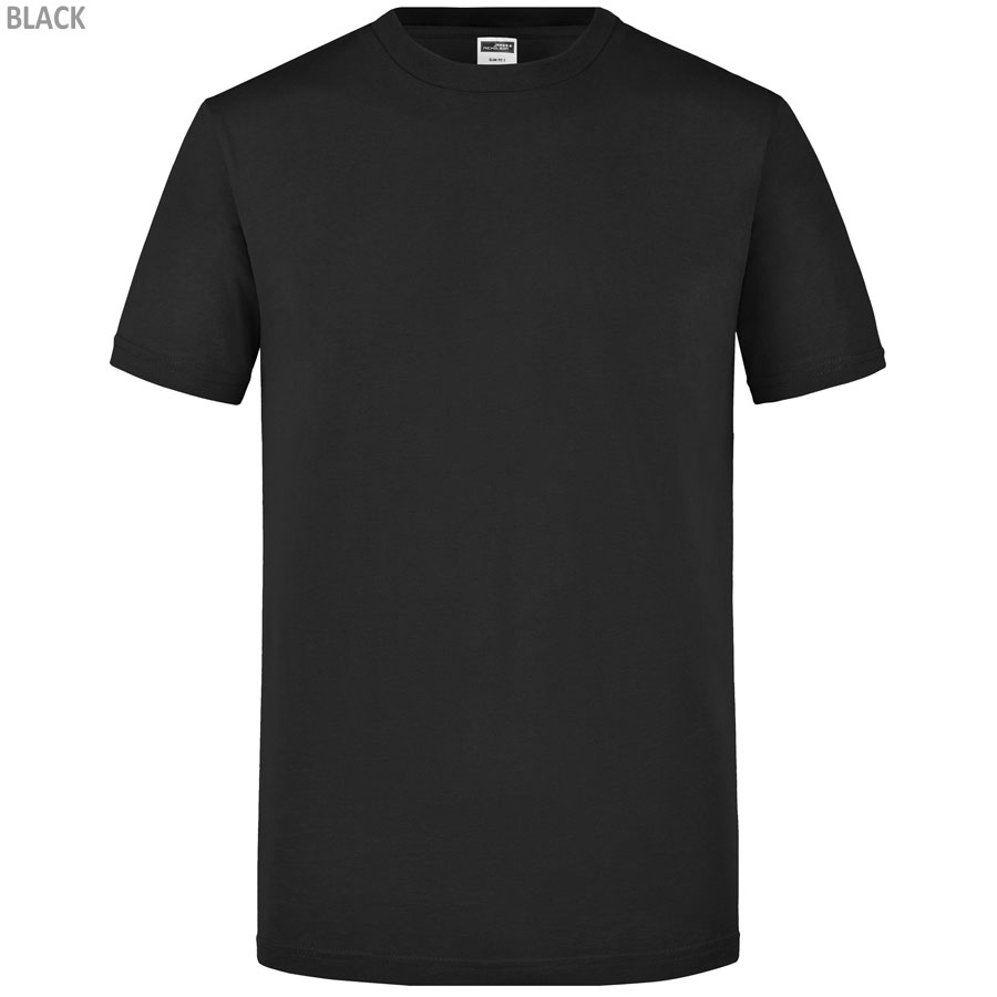 James & Nicholson Men's Slim Fit-T