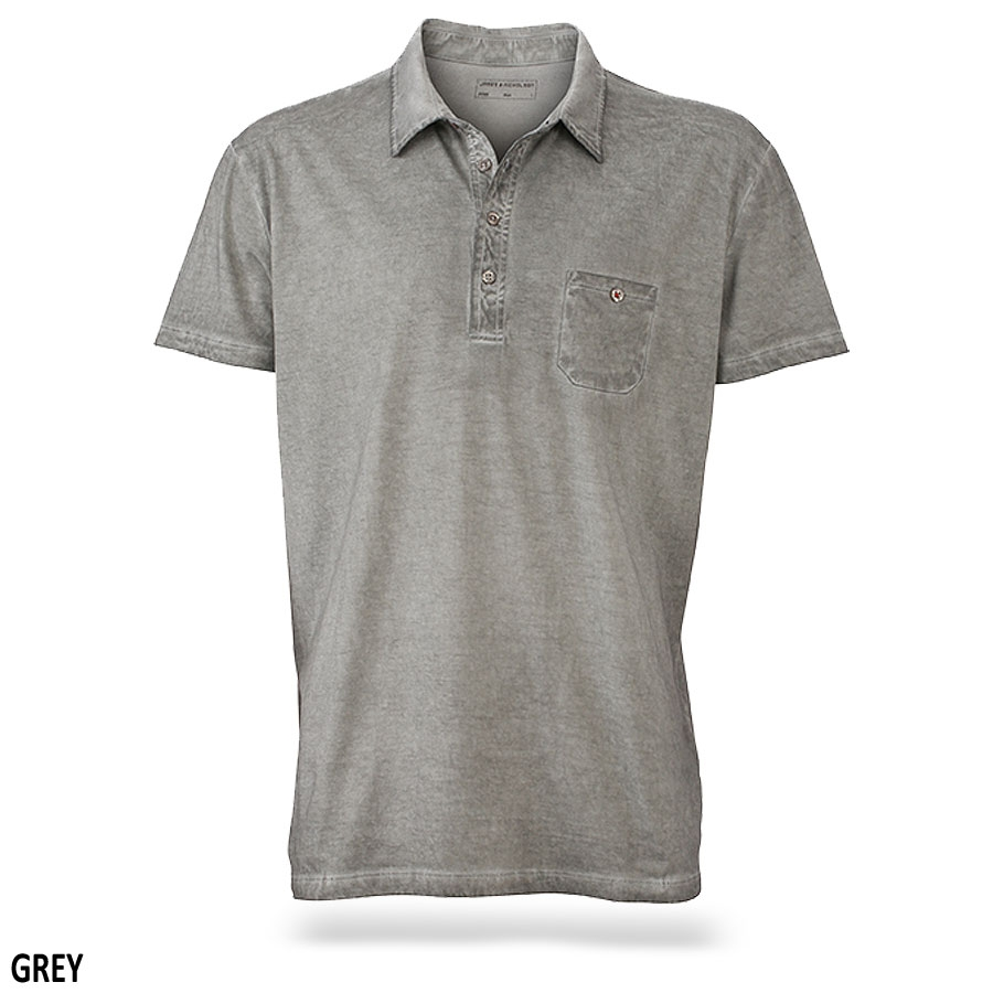 James & Nicholson Men's Gipsy Polo