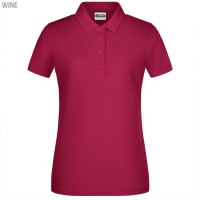 James & Nicholson Damen Basic Polo