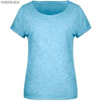 James & Nicholson Damen Slub-T